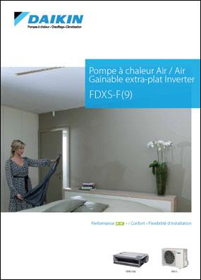 ventilo convecteur gainable daikin blog sur les voitures. Black Bedroom Furniture Sets. Home Design Ideas