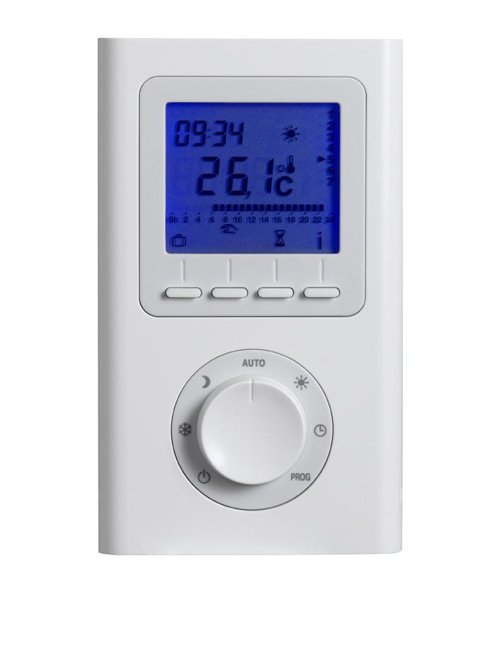 acova programmation chauffage lectrique thermostat d. Black Bedroom Furniture Sets. Home Design Ideas